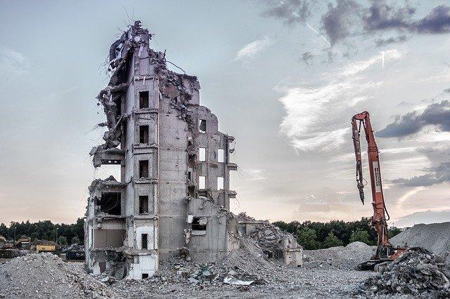 解体工事業の登録