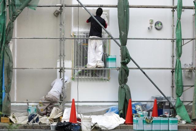 塗装工事業